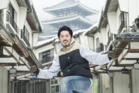 浦上雄次さん(タップダンサー)<br>「今あるこの命を輝かせてほしい」