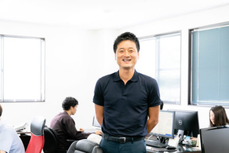 梁川和権さん(経営者)<br>「何か夢中になれることがあるのなら、どんな場所でも実現できる」